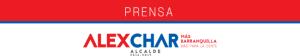 Alex Char logo