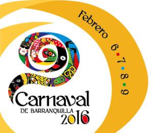Carnaval 2016 logo