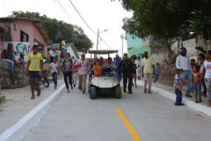 Vía en Cuchilla de Villate (3)