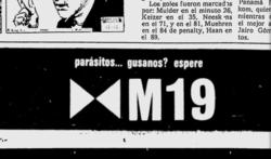 Cartel_publicitario_M19_-_Periódico_El_Tiempo_-_17_enero_1974