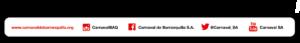 Pie logo carnaval