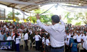 Presidente Santos advierte al Frente Primero de las Farc que esta es su última oportunidad para alcanzar la paz