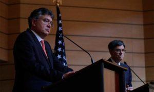Acuerdo de doble tributación, lucha contra lavado de activos y financiación de la paz, en agenda económica de Colombia y EEUU