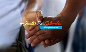 #JuntosPorColombia
