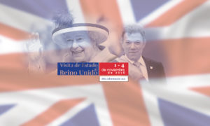 Visita de Estado al Reino Unido