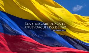 #ColombiaDeAcuerdo