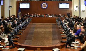 El Presidente Juan Manuel Santos agradeció la declaración de apoyo al nuevo Acuerdo de Paz, aprobada por aclamación por el Consejo Permanente del a OEA.