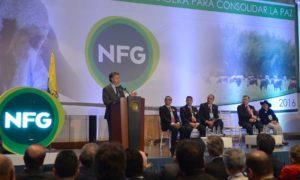 El Presidente Juan Manuel Santos dijo que la ganadería es un sector priorizado por el Gobierno Nacional, al hablar ante el Foro Encuentro de la Prosperidad Ganadera.