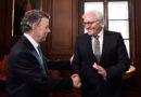 El Ministro alemán Frank Walter Steinmeier dice que Colombia hizo historia con el Acuerdo entre Gobierno y Farc