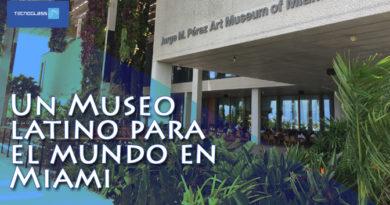 Museo Jorge Pérez, primero con nombre latino en USA
