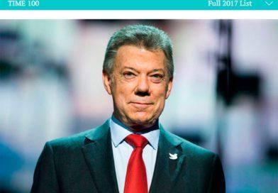 Time: el presidente Santos, uno de los cien personajes más influyentes del mundo