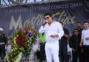 Sentido y musical homenaje póstumo le tributaron a Martín Elías Díaz