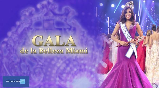 En Miami , Gala de la belleza colombiana a beneficio de Funvivir, Colombia