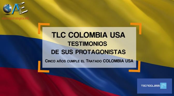Tratado de libre comercio entre Colombia y USA