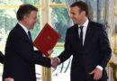 Francia cooperará para el posconflicto de Colombia