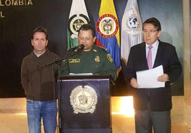 Los 8 detenidos por el acto terrorista serían del Movimiento Revolucionario del Pueblo