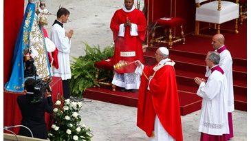 En vivo, el papa Francisco en la Santa Misa de Pentecostés