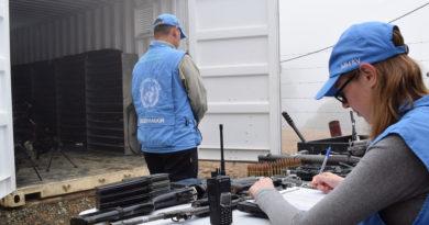 ONU verificará ingreso de las Farc a la vida civil