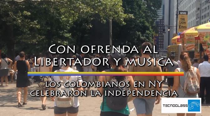 El Consulado organizó festejo en el Central Park