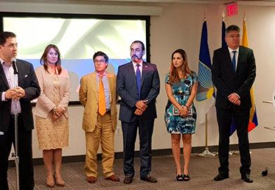 El presidente del BID promete colaborar en formación de trabajo y Empleo Público en Colombia