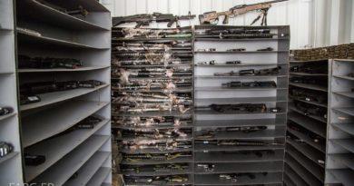 Comenzaron a salir las armas de las zonas veredales
