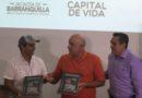 @TecnoglassSA ,  la @SCAATLANTICO y la Alcaldía  lanzan concurso de Ventana al mundo desde BQ