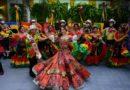 La Reina Valeria celebró su cumpleaños con salseros y hacedores del Carnaval