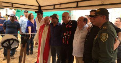 Nuevo CAI, en Las Flóres, gracias a @TecnoglassSA y las Fund. @monomeroscv y Merco