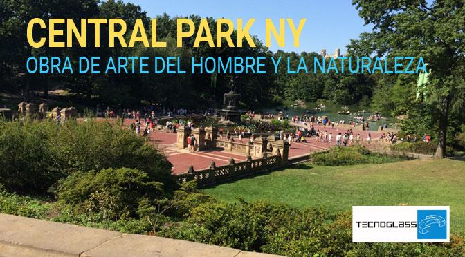 Central Park objetivo mundial de esparcimiento