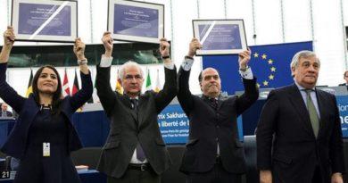 Premio internacional a la Oposición venezolana