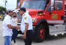 Tres nuevas máquinas de bomberos operan desde hoy en BQuilla