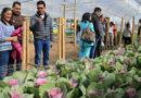 Colombia, gran campeón de Flores en San Valentín