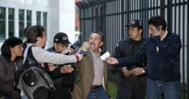 La detención del policía que mató a Pablo Escobar