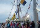 Visita gratis el buque Gloria en el Gran Malecón, @PuertadeOroBaq