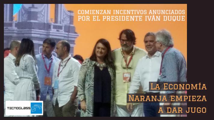 Comienzan incentivos anunciados por el presidente @IvanDuque en @Mas_Cartagena