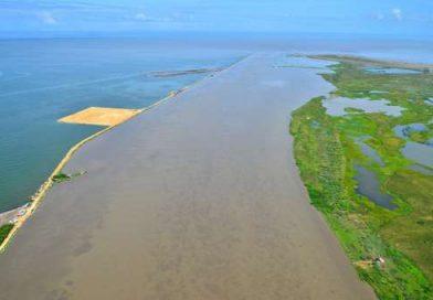 Dragados más de 189 mil metros cúbicos de sedimentos en el @puertobq de Barranquilla (¿Y el Superpuerto @SPBC_SA ?)