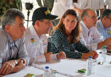 Proyecto del Canal del Dique transformará 30 municipios de Atlántico, Bolívar y Sucre: Marta@mluciaramirez @ViceColombia