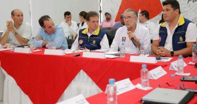 Compromisos de la Unidad de Riesgos, @UNGRD , con la @Gobatlantico