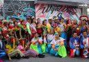 Exaltados el @Carnaval_SA de Barranquilla y nuestra reina @carolinasegebre en Miami