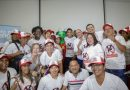 La @Gobatlantico y @TeoGutierrezCF @JuniorClubSA en dupla contra el dengue, vía @TecnoglassSA