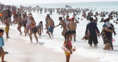 Playa Blanca cerrada en Semana Santa por exceso de turismo