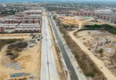 Avanzan, vía Cirvunvalar-Escuela de Policía y mega puente La Virgencita: @Gobatlantico, vía @TecnoglassSA la @_VentanaAlMundo
