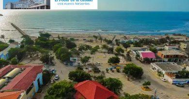 Puerto Colombia, Usuacurí, Luruaco y Ponedera, nuevos mega proyectos financiados: @Gobatlantico, vía @TecnoglassSA la @_VentanaAlMundo