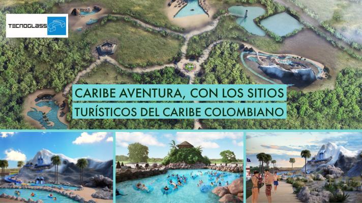 Visita a Caribe Aventura en Piojó, Atlántico