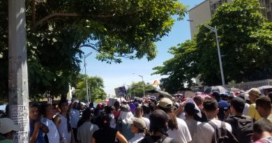La Marcha en Barranquilla, ¡ejemplar!
