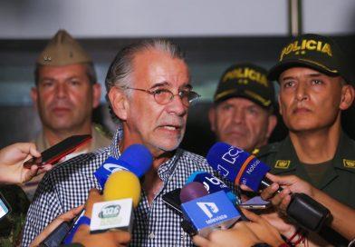 """""""Habrá garantías para la marcha"""": @veranodelarosa @Gobatlantico"""