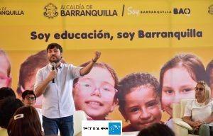 """""""10 de los 100 mejores colegios son de BQuilla y vamos por la BQuilla bilingüe"""" : @jaimepumarejo y @alcaldiabquilla, vía @_VentanaAlMundo"""