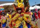 Protagonistas de La #GranParadaDeTradición del @Carnaval_SA, vía @_VentanaAlMundo
