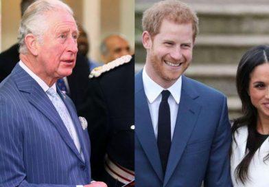 El Principe Carlos financiará la Seguridad de Harry y Meghan en EEUU después de que Trump se negara